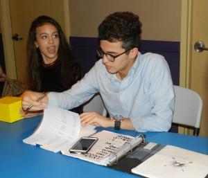 """SPHS sophomore Duncan Williams debuts short film """"Looking"""""""