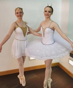Student Dancers Perform at Elite Competition