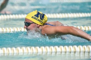 Athlete of the Week: Kristi Kirchoff